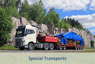 Special Transports